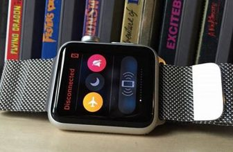 how to disconnect apple watch from phone