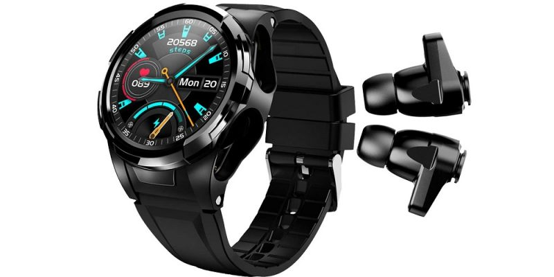 Best Smartwatches with Earbuds 2021 (2 in 1 Smartwatch)