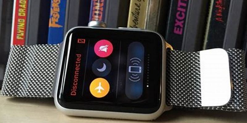 How to disconnect an Apple watch from iPhone